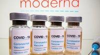 """Naujo skiepo gamintojai: """"Mes turėsime vakciną, kuri gali sustabdyti Covid-19"""" (nuotr. SCANPIX)"""