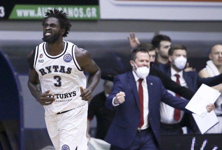 """Vilniaus """"Rytas"""" (nuotr. FIBA)"""