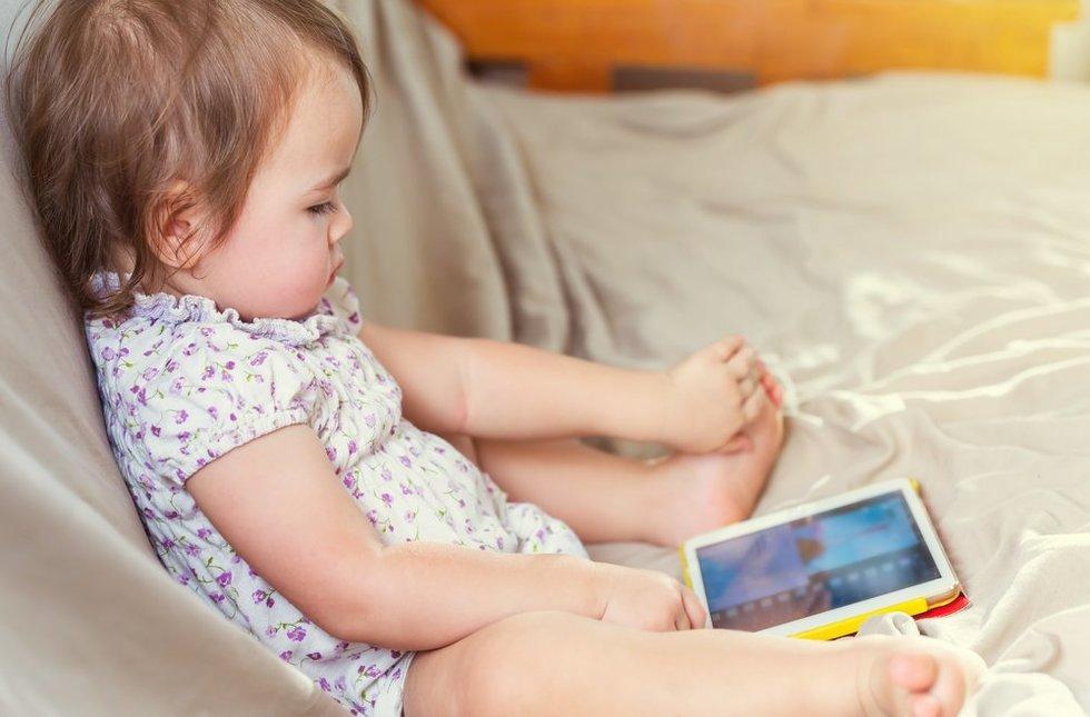 Vaikas ir ekranai