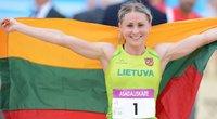 Laura Aasadauskaitė-Zadneprovskienė. (nuotr. LTOK)