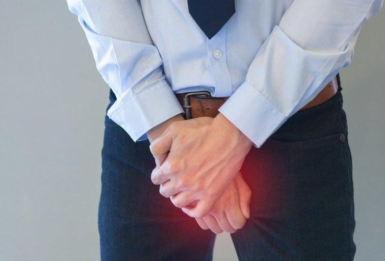 Vyrų šlapinimosi sutrikimai  (nuotr. Shutterstock.com)