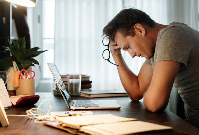 Stresas (nuotr. Shutterstock.com)