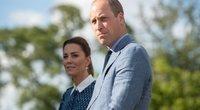 Princas Williamas su Kate Middleton  (nuotr. SCANPIX)