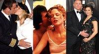 Johnas Travolta, Kelly Preston, Tomas Cruise'as,Nicole Kidman, Jenna Dewan, Channingas Tatumas (nuotr. SCANPIX)
