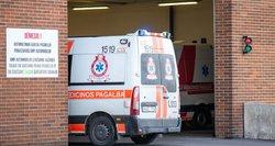 Atvykus į Kauno klinikų skubios pagalbos skyrių vyrui prie durų pasakyta, kad jo neįleis