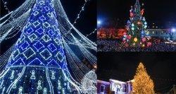 Didieji miestai šiais metais Kalėdoms skiria mažiau: didžiausią sumą išleis Vilnius