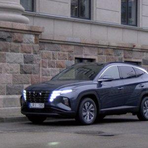 """Naujojo """"Hyundai Tucson"""" apžvalga: nuo pirmtakų skiriasi kone viskuo"""