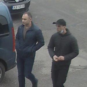 Latvijos policija prašo mūsų pagalbos: ieško policininką nužudyti pasikėsinusių asmenų