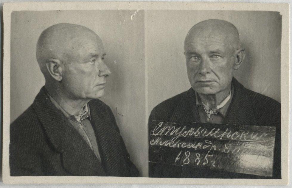 Rastas prezidento Aleksandro Stulginskio lagerio dienoraštis