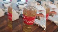 Gavęs maisto užsakymą vyras pasišlykštėjo: viduje – butelys šlapimo (nuotr. Twitter)