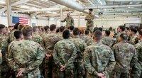JAV kariai Irake (nuotr. SCANPIX)