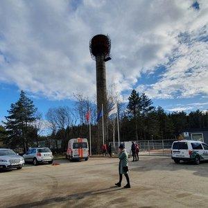 Aiškėja, kaip įvyko tragiška nelaimė, kai mirė nuo bokšto nukritęs vyras: vyko kopimo į aukštį treniruotė