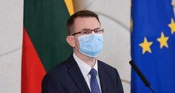 """Dulkys: vakcinavimas """"AstraZeneca"""" tęsiamas toliau, gyventojus dėl rizikų informuos papildomai"""