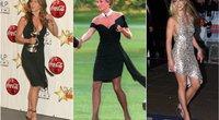 Jennifer Aniston, princesė Diana, Britney Spears (tv3.lt fotomontažas)