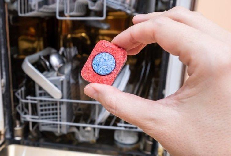 Indaplovės tabletės (nuotr. Shutterstock.com)