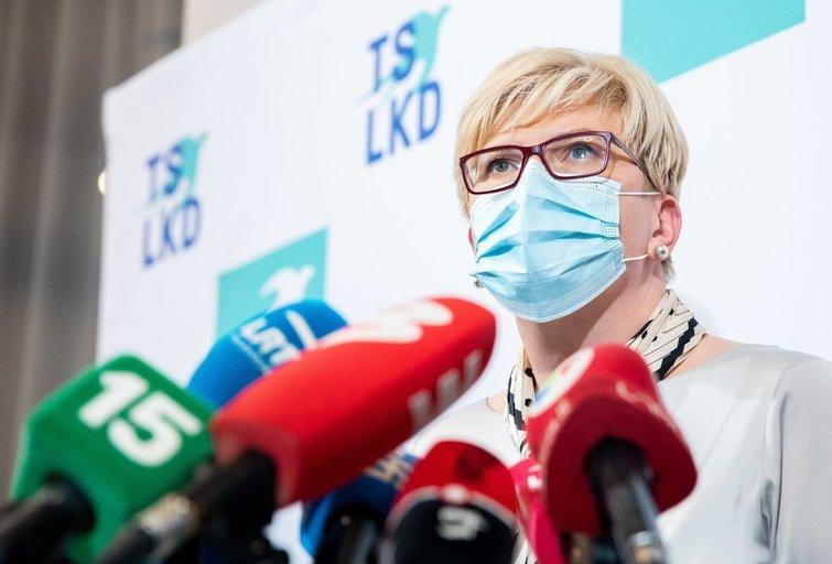 Ingrida Šimonytė  (Irmantas Gelūnas/Fotobankas)