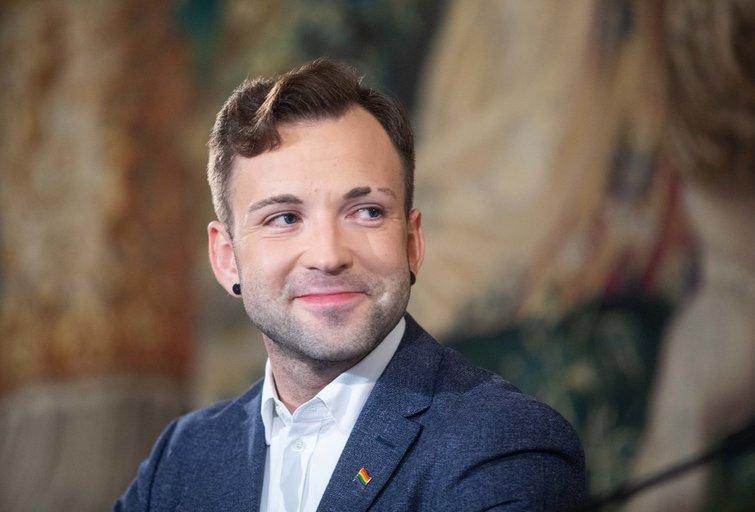 Tomas V. Raskevičius (Irmantas Gelūnas/Fotobankas)