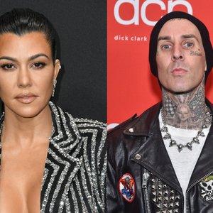 Naujasis Kardashian mylimasis nebeslepia judviejų jausmų: išsitatuiravo Kourtney vardą