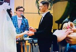 """""""Didžiajame šou burbule"""" tvyro romantika: Vasha ištarė """"taip"""" Norbertui"""