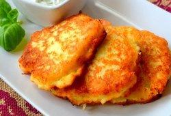 Traškūs bulviniai blynai pagal Odetą: puikiu receptu dalijasi su visais
