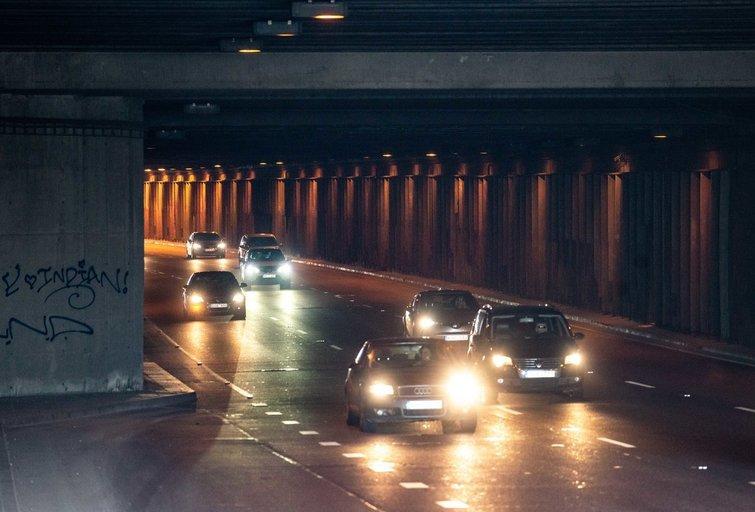 Geležinio Vilko tunelis (nuotr. Fotodiena/Justino Auškelio)