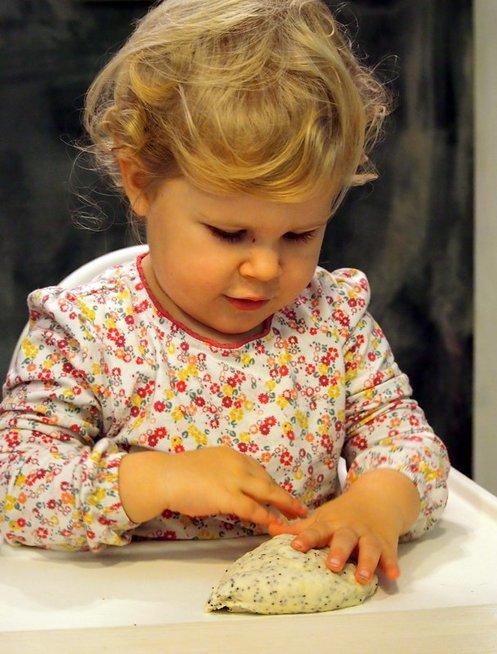 Kūčiukų gaminimas namuose