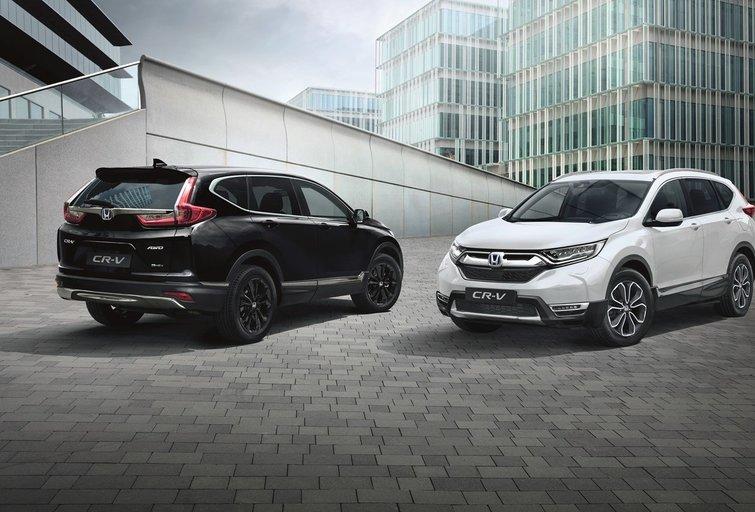 """Lietuvą pasieks naujoji """"Honda CR-V"""": pasakė, kiek ji kainuos (nuotr. Organizatorių)"""