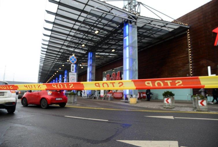 Prekybos centras (nuotr. Fotodiena/Justinas Auškelis)