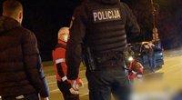 Atskleidė Lietuvoje atgarsį sukėlusio nužudymo detales: nufilmavo, kas vyko lemtingą naktį (nuotr. stop kadras)