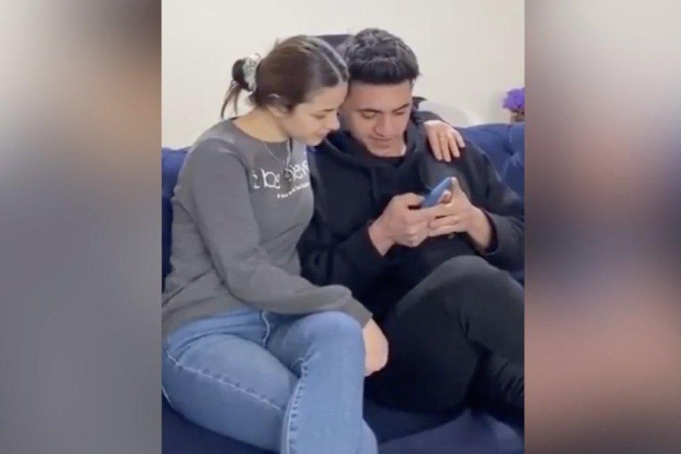 Mergina atkeršijo vaikinui už naudojimąsi telefonu: išsigando ne juokais
