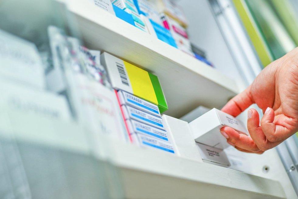 Vaistinėje pirktas testas moteriai atskleidė žarnyno polipus