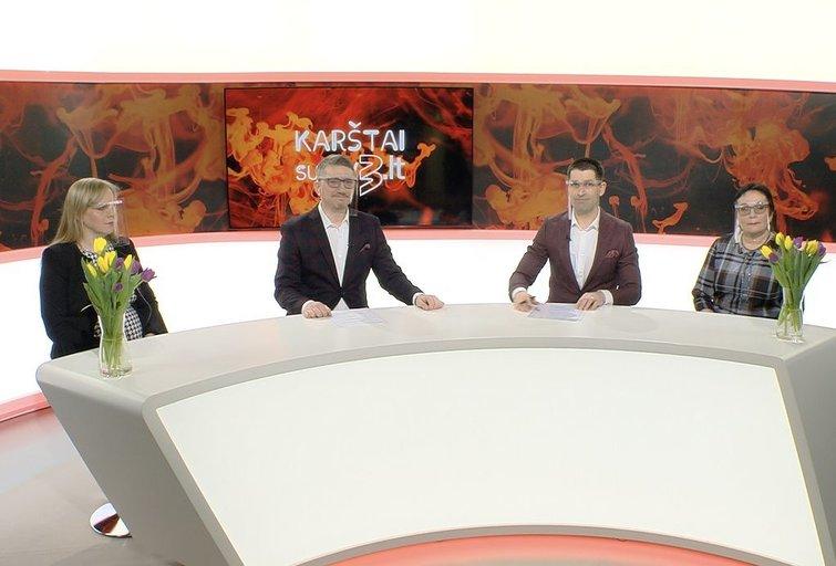 """""""Karštai su tv3.lt"""" (nuotr. Organizatorių)"""