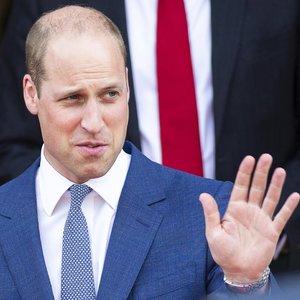 Gedintis princas Williamas pasidalijo jautria nuotrauka: senelis buvo nepaprastas žmogus