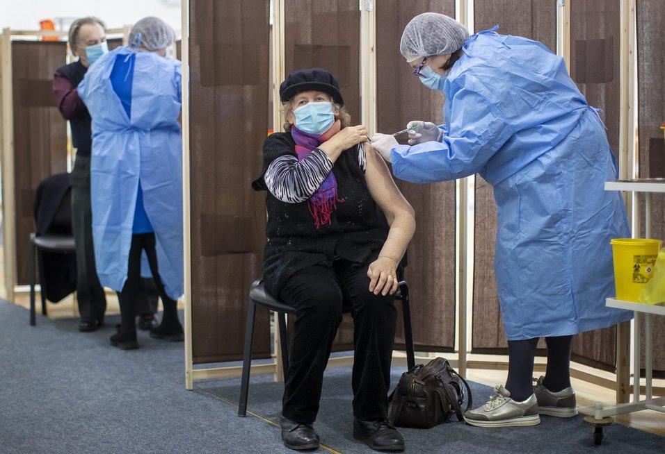 Vakcinacija Vilniuje