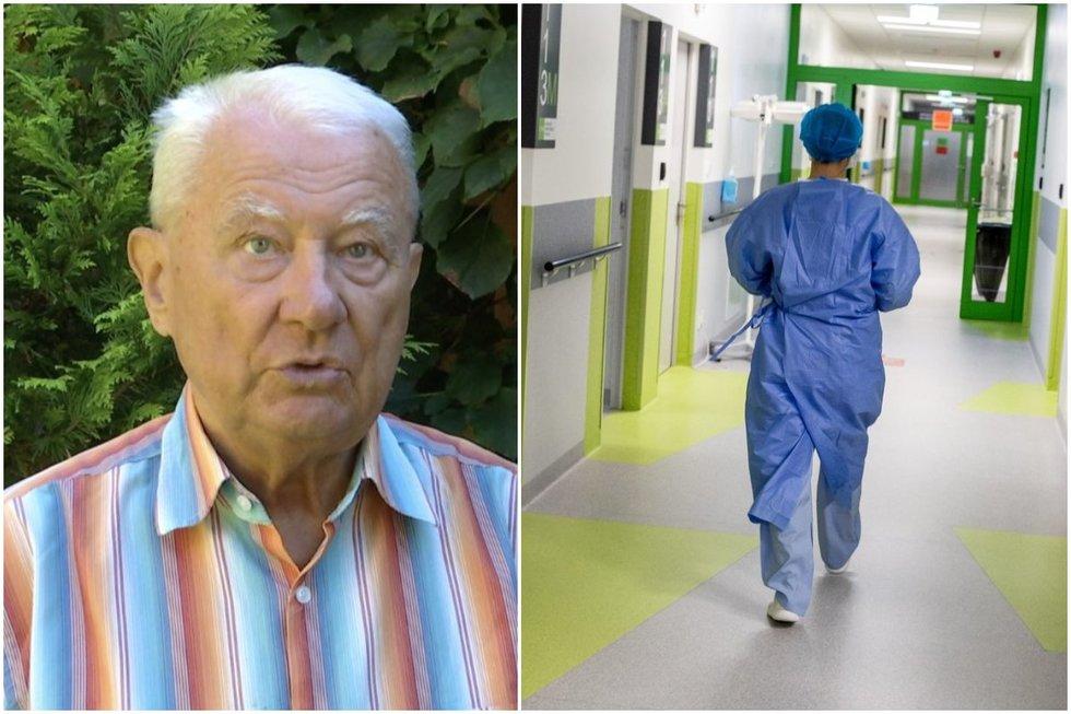 Profesorius Laiškonis mato nerimo ženklus: epidemija šiemet nesibaigs, o Lietuvoje turime didelę bėdą