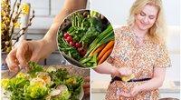 Dietologė atskleidė, kokį maistą naudingiausia valgyti pavasarį (tv3.lt fotomontažas)