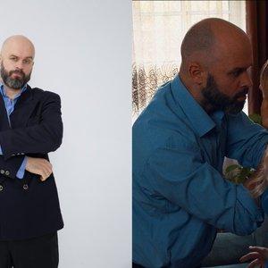 Aktorius Tertelis – apie intymias scenas su partnere ir nuožmų savo personažo charakterį