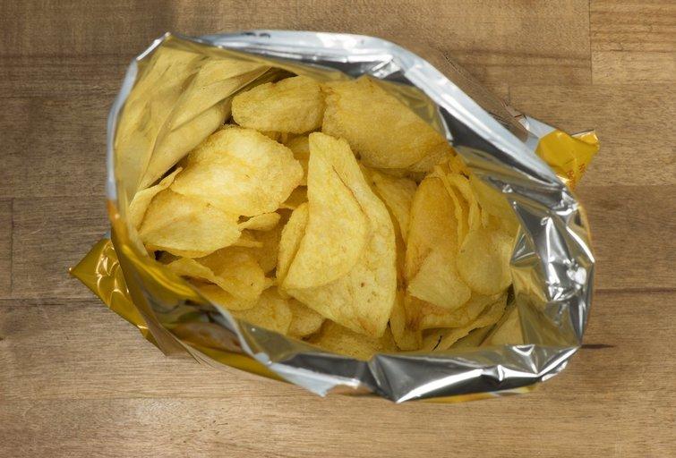 Bulvių traškučiai (nuotr. 123rf.com)