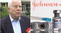 V. Usonis pasakoja apie COVID-19 vakciną (tv3.lt fotomontažas)