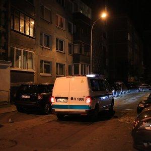 Skaudi nelaimė: gaisras Vilniuje pražudė moterį