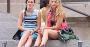 """""""Gossip girl"""" žvaigždės (nuotr. SCANPIX)"""