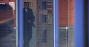 Londone 23-ejų nusikaltėlis nušovė policininką (nuotr. SCANPIX)