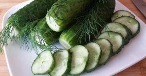 Raugti agurkai (Nuotr. Gamink su Audrone)