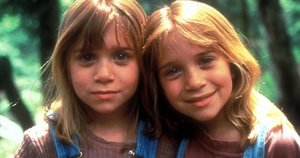 Mary-Kate ir Ashley Olsen (nuotr. Vida Press)