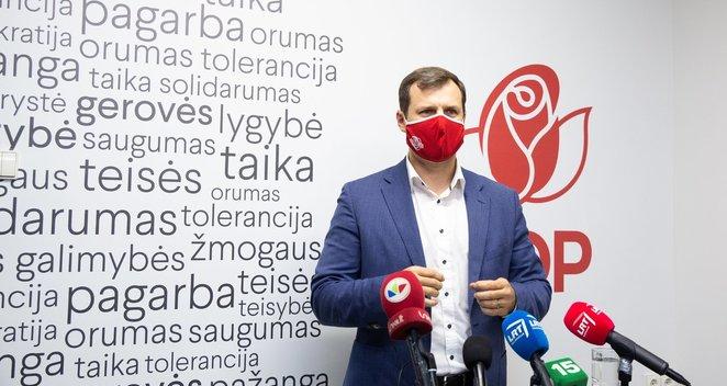 LSDP – antras Seimo rinkimų turas