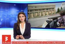 TV3 Žinių vedėją Donatą Račaitę tiesioginio eterio metu ištiko netikėtumas: turėjo greitai suktis iš padėties