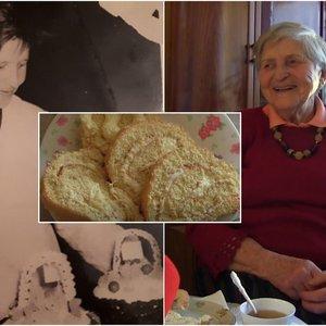 Legendinį Kuršėnų vyniotinį sukūrusi Eugenija stebina iki šiol: 89-erių senjorė atskleidė energijos paslaptį