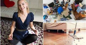 G. Bagdonienė atskleidė, kaip greitai susitvarkyti namus (nuotr. Shutterstock.com)