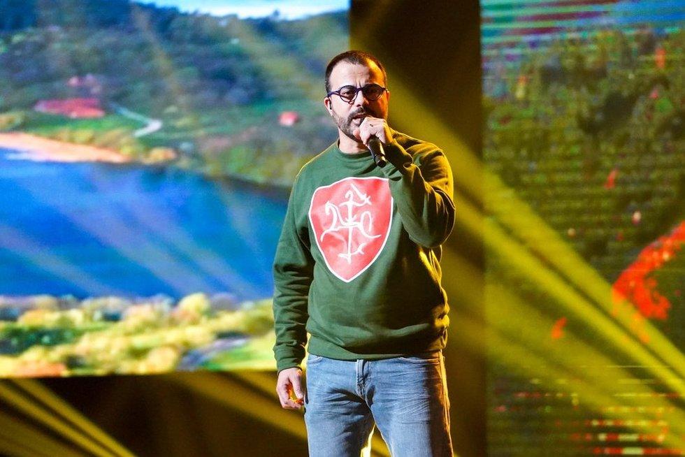 Gian Luca Demarco  (Fotodiena/ Viltė Domkutė)