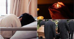"""""""Darbui atsidavusi ir dosni"""" 44 metų medicinos slaugytoja mirė nuo vėžio – jos gydymas buvo atidėtas dėl COVID–19, teigia jos draugė (tv3.lt fotomontažas)"""